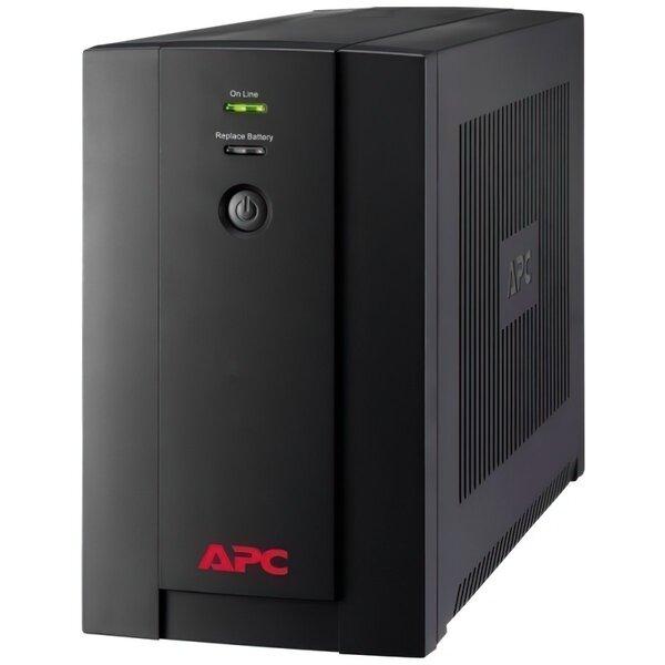 Купить ИБП APC Back-UPS 1400VA, IEC (BX1400UI)