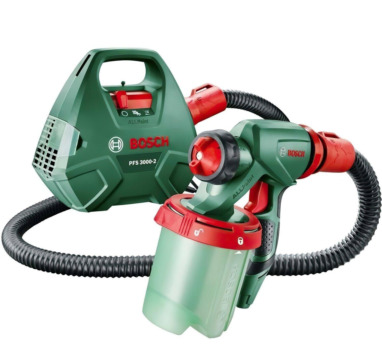Фарбопульт електричний Bosch PFS 3000-2фото