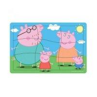 Деревянный пазл Peppa Pig Первый пазл Пеппы (24456)