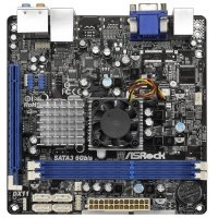 Материнська плата ASRock C70M1 Integrated CPU AMD A50M (Ontario C-70)