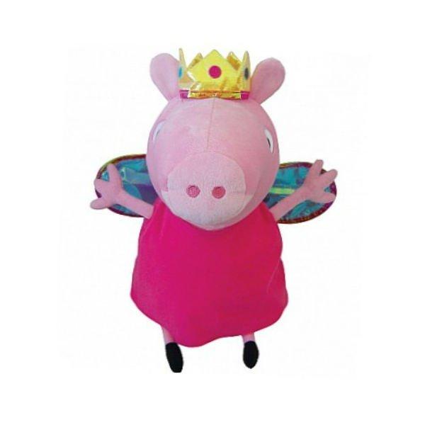 Мягкая игрушка Peppa Pig Пеппа Принцесса с короной 40 см ...