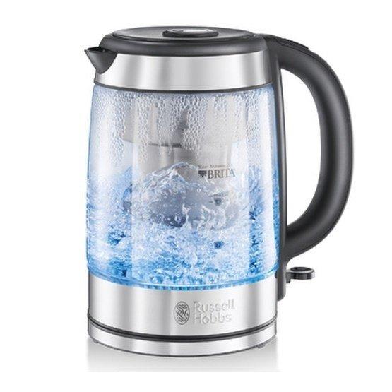 Купить Электрический чайник Russell Hobbs 20760-70 Clarity с фильтром Brita