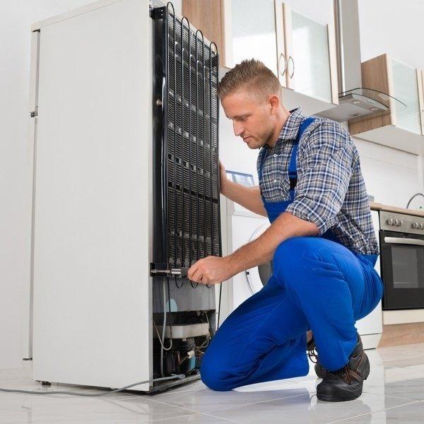 MOYO Установка холодильника + перевішування дверей Стандартнафото