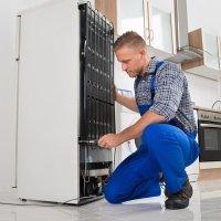 MOYO Установка холодильника + перенавес двери Стандартная