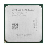 Процесор AMD LIano A4-3400 2.7GHz/1MB (AD3400OJGXBOX) sFM1 BOX