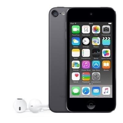 Мультимедіаплеєр Apple iPod Touch 64GB Space Grayфото1