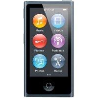 MP3 плеер APPLE iPod nano 16GB Space Gray (new) - 2015