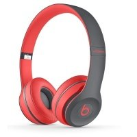 Наушники Beats Solo2 Wireless Active Collection Siren Red (MKQ22ZM/A)