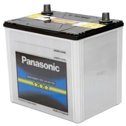 Аккумулятор автомобильный Panasonic N-55D23L-FS фото