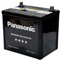 Аккумулятор автомобильный Panasonic N-75D23R-FH