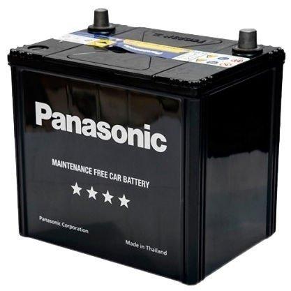 Аккумулятор автомобильный Panasonic N-75D23L-FH фото