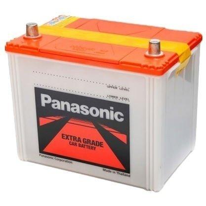 Аккумулятор автомобильный Panasonic TC-55D26R фото