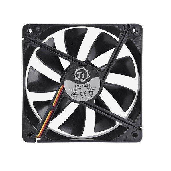 Купить Системы охлаждения, Вентилятор для корпуса Thermaltake Pure S 12 (CL-F005-PL12BL-A)