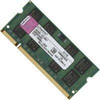 Пам'ять для ноутбука Kingston DDR2 800 2GB (KVR800D2S6/2G)