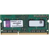 Пам'ять для ноутбука Kingston DDR3 1 333 4GB 1.5V (KVR13S9S8/4)