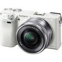 Фотоаппарат SONY Alpha a6000 + 16-50 White (ILCE6000LW.CEC)
