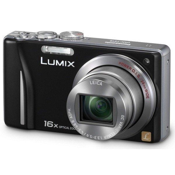 Фотокамера цифровая PANASONIC Lumix TZ18 Black