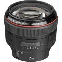 Объектив Canon EF 85 mm f/1.2L II USM (1056B005)