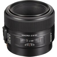 Объектив Sony 50 mm f/2.8 Macro (SAL50M28)