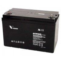 Аккумуляторная батарея Vision 12V 100Ah (6FM100P-X)
