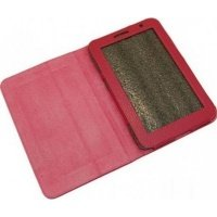 Чехол iPearl для планшета Galaxy tab2 7.0 Leather Case with Stand Red