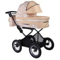 Универсальная коляска 2в1 BabyHit EVENLY Beige (13477)
