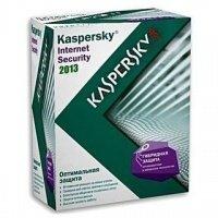 Антивірус Kaspersky Internet Security 2013 2 Desktop BOX