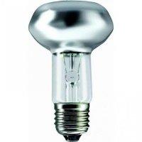 Лампа накаливания Philips E27 60W 230V NR63 30D FR 1CT/30 Refl (926000005958)