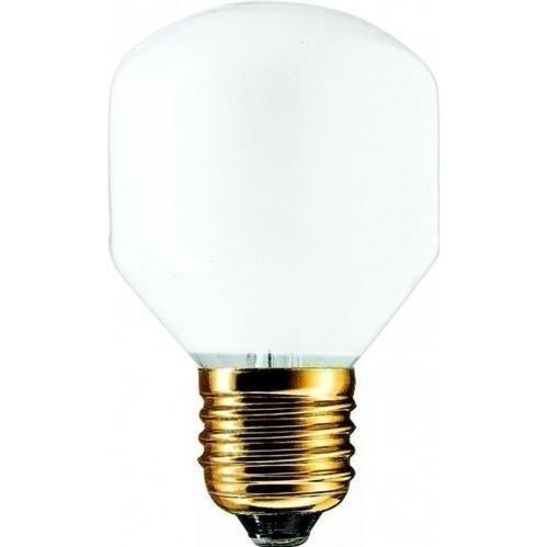Лампа накаливания Philips E27 40W 230V T45 WH 1CT/10X10F Soft (921431744217) фото