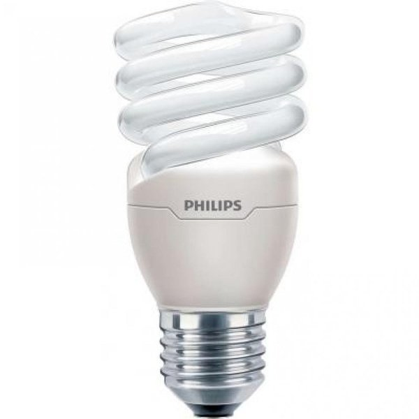 Лампа энергосберегающая Philips E27 20W 220-240V CDL 1CT/12 TornadoT2 8y (929689848410) фото