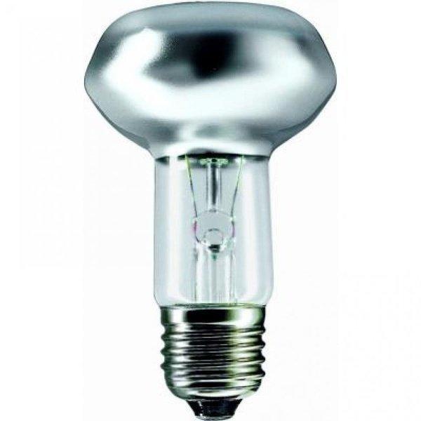 Лампа накаливания Philips E27 40W 230V NR63 30D 1CT/30 Refl (926000006213) фото