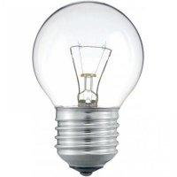 Лампа розжарювання Philips E27 40W 230V P45 CL 1CT/10X10F (926000006443)