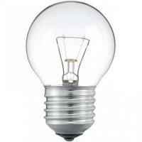 Лампа накаливания Philips E27 60W 230V P45 CL 1CT/10X10F (926000005878)