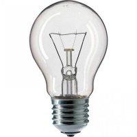 Лампа накаливания Philips E27 40W 230V A55 CL 1CT/12X10F Stan (926000000885)