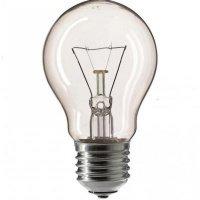 Лампа накаливания Philips E27 75W 230V A55 CL 1CT/12X10F Stan (926000004004)