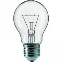 Лампа накаливания Philips E27 100W 230V A55 CL 1CT/12X10F Stan (926000004001)