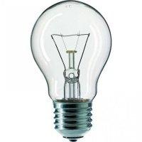 Лампа накаливания Philips E27 60W 230V A55 CL 1CT/12X10F Stan (926000006627)