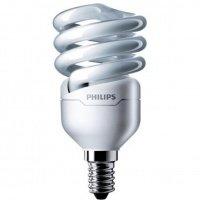 Лампа энергосберегающая Philips E14 12W 220-240V WW 1CT/12 TornadoT2 8y (929689381502)