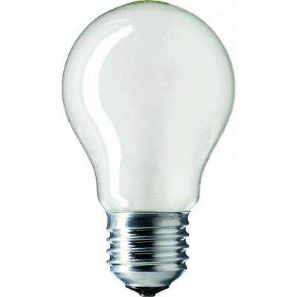 Лампа накаливания Philips E27 40W 230V A55 FR 1CT/12X10F Stan (926000004002) фото