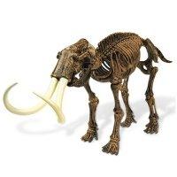 Набор юного палеонтолога Geoworld Трицератопс и Мамонт (CL167K)