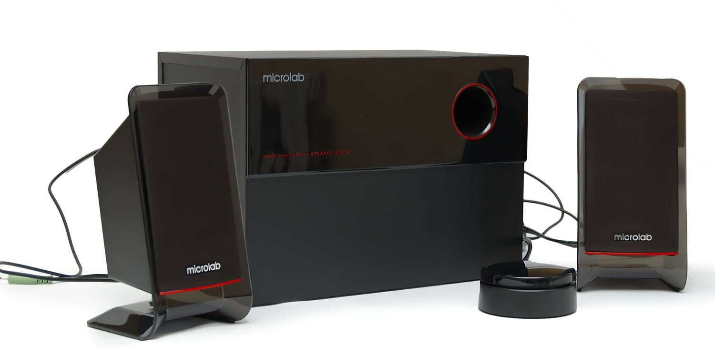 Акустична система 2.1 Microlab M-200 (M-200)фото1