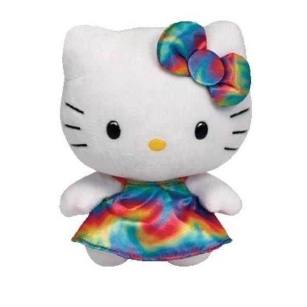 ≡ М яка іграшка TY Beanie Babies Hello Kitty перламутр 30 см (90148 ... bdd756f9b5893