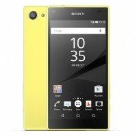 Смартфон Sony Xperia Z5 Compact E5823 Yellow