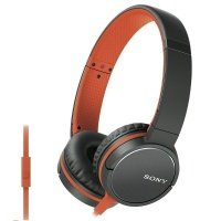Наушники Sony MDR-ZX660AP mic Orange Demo