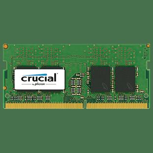 Купить Память для ноутбука Micron Crucial DDR4 2133 4Gb (CT4G4SFS8213)