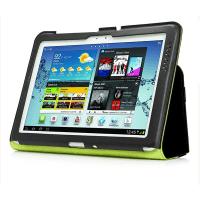 Чехол CAPDASE Protective Case Folio Dot Black/Green for Samsung Galaxy Tab 2 10.1