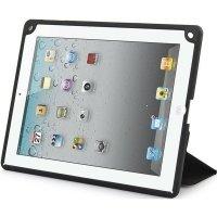 Аксессуары CAPDASE Soft Jacket Case Sider Rhombi Black/Black for New iPad