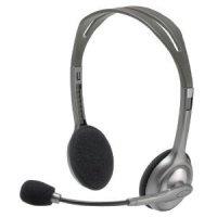 Компьютерная гарнитура Logitech H110 Stereo Headset (981-000271)