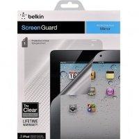Защитная пленка для iPad 2/3/4 Belkin Screen Overlay MIRRORED