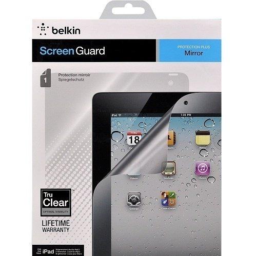 Защитные пленки и стёкла для смартфонов, Защитная пленка для iPad 2/3/4 Belkin Screen Overlay MIRRORED  - купить со скидкой